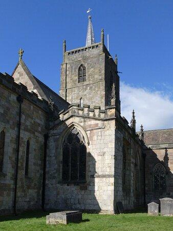 The Parish Church of St Mary the Virgin, Wirksworth