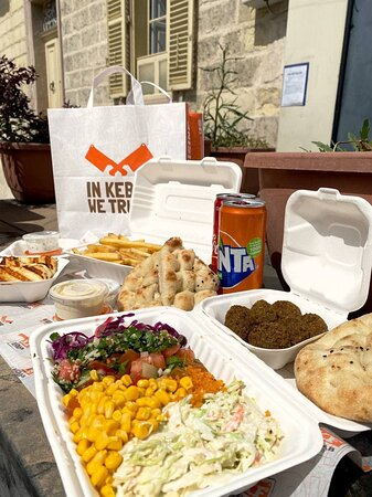 Order Takeaway! Stay safe and try... to stay home :)