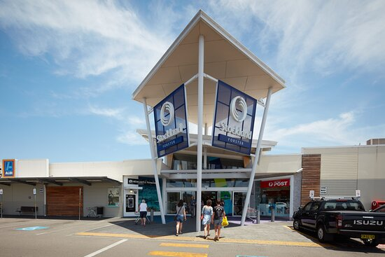 Stockland Forster Shopping Centre