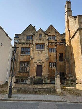 Photos of Oxford in springtime, April 2021
