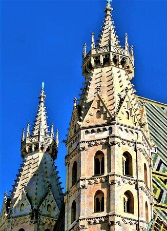 Vienna, Austria: Stephans Dome (2)