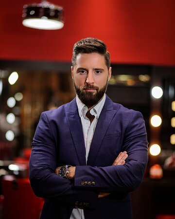 Haircut for Men - Abu Dhabi