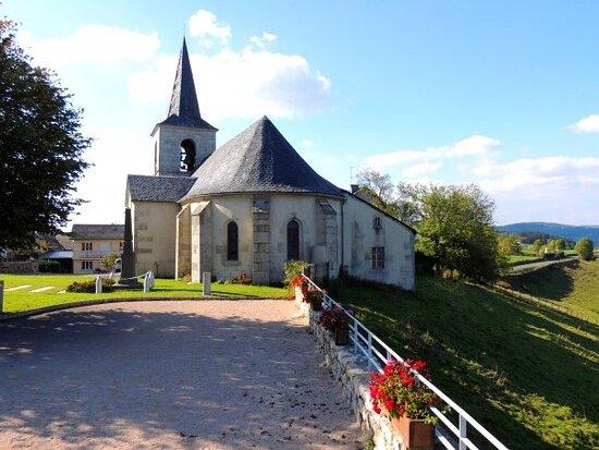 Eglise Saint Martin De Fridefont