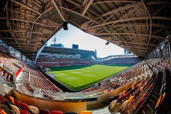 Brentford FC Griffin Park