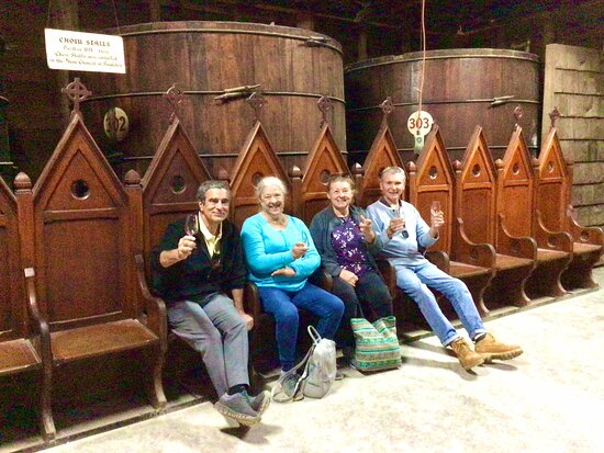 Half Day Wine Tour for First time Visitors to Mudgee...Friends for Years from the U.S now enjoying a road trip through regional NSW...Wine, Olives, Cheese & Laughs!  Cheers to all Optometrists out there!