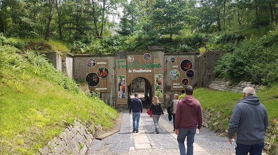 Fort Aventure de Chaudfontaine