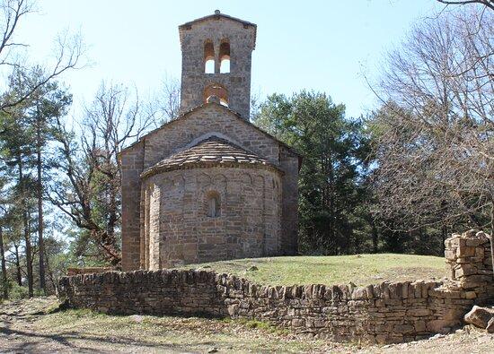 Iglésia Románica de Sant Sadurni de Rotgers