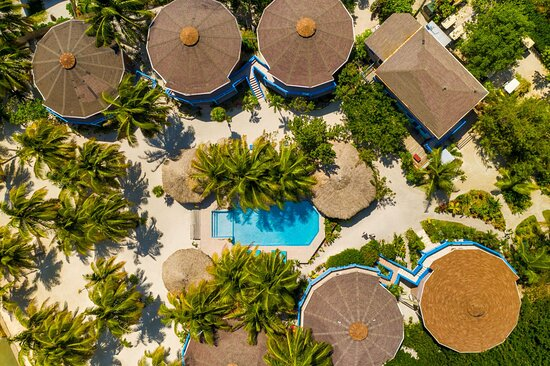 Beautiful paradise located in San Pedro Ambergris Caye Belize.  #white Sands Cove