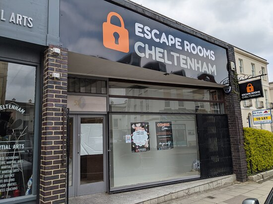 ‪Escape Rooms Cheltenham‬
