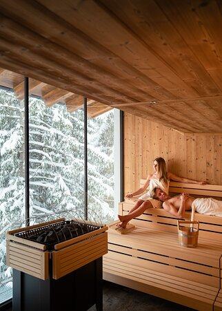 Ursprungs Panorama Sauna