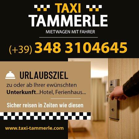 Taxi Tammerle - Mietwagen mit Fahrer