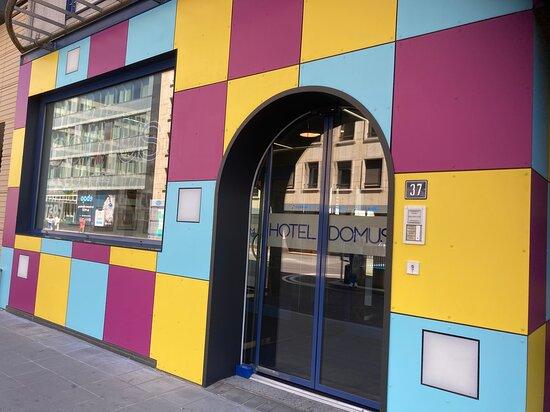 Domus Hotel, hôtels à Luxembourg