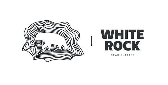 White rock Bear shelter