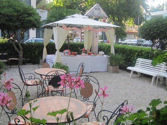 Giardino Hotel Des Bains Cattolica