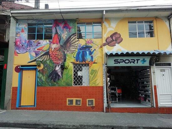 Villamaría, Colombia: Nuestra casa
