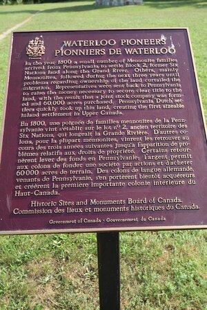 Waterloo Pioneers Memorial Tower