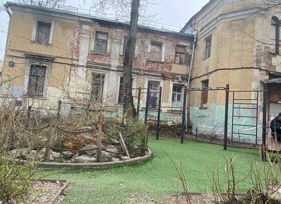 The Golitsyn chambers