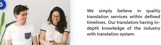 Gujarat, Ấn Độ: We simply believe in quality translation services within defined timelines. We run all kinds of translation services that vow your success.  https://cliniappstranslation.com/
