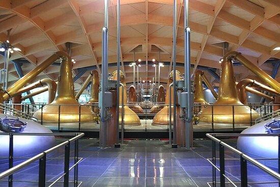 Expérience privée de 3 jours sur le whisky Speyside à Édimbourg