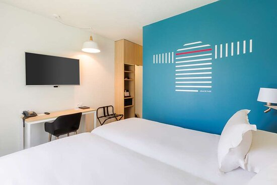 Twin room - Armor Park Hotel and restaurant