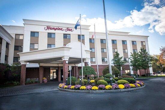 Hampton Inn Albany-Western Ave/University Area