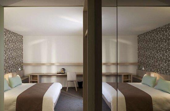 Hôtel Kyriad Guéret, chambre