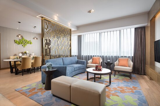 Holiday Inn Deluxe Suite