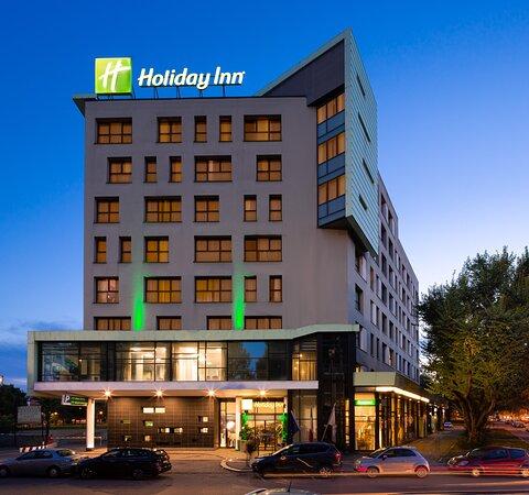Holiday Inn Turin-Corso Francia, hôtels à Turin
