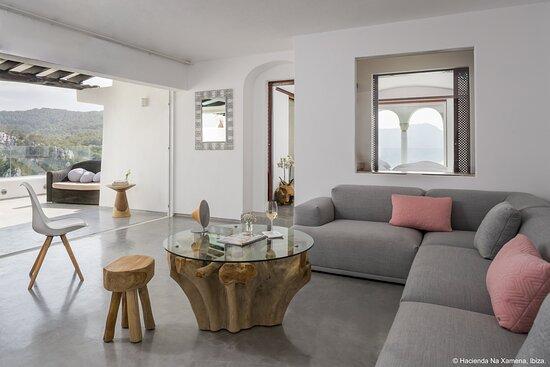 Hacienda Na Xamena, Na Xamena Suite