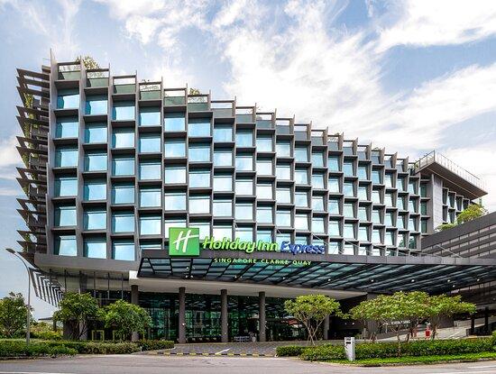 Holiday Inn Express Singapore Clarke Quay (SG Clean), Hotels in Singapur