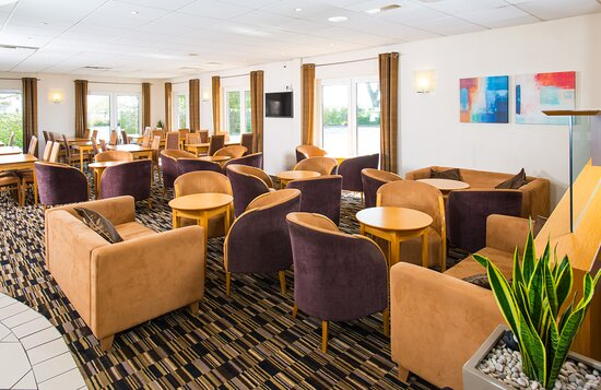 Enjoy a coffee in our comfortable Great Room