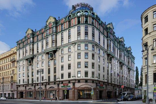 Moscow Marriott Grand Hotel, Hotels in Moskau