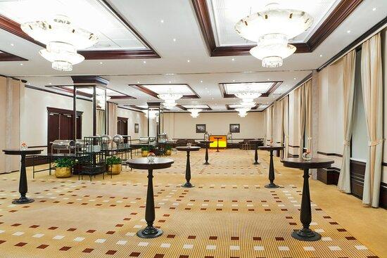 Grand Ballroom - Reception Set-Up