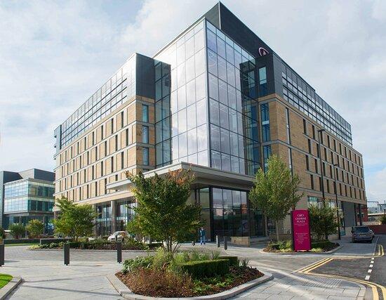 Crowne Plaza Newcastle - Stephenson Quarter, an IHG hotel
