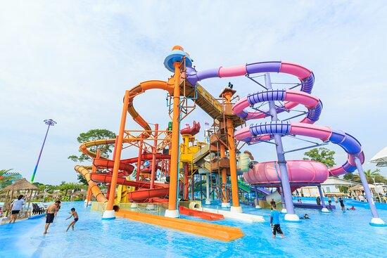 Destination - Cartoon Network Waterpark