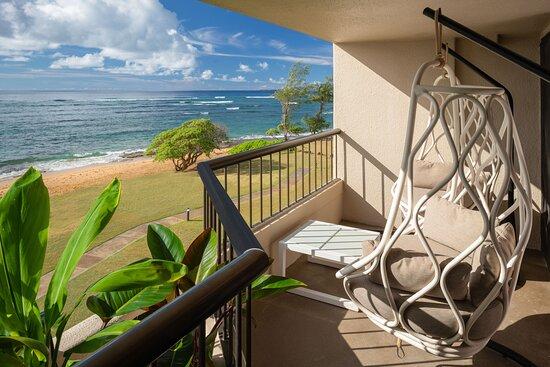 Ocean Front Suite - Balcony View