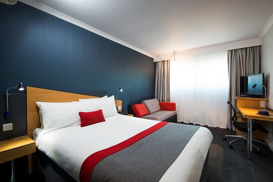 Our modern rooms boast cool decor and handy facilities