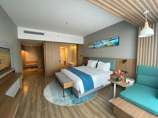 Liaocheng, Chiny: Guest Room
