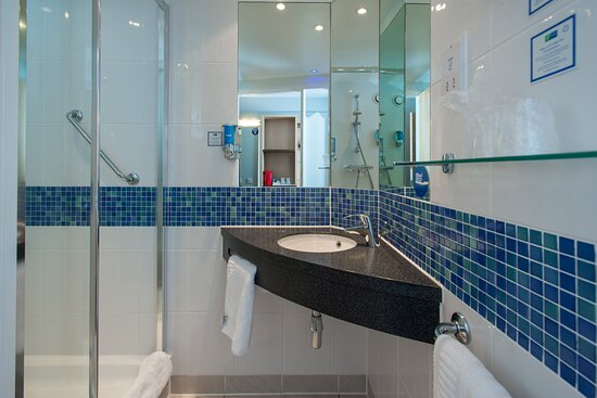 Freshen up in your en-suite complete with refreshing power shower