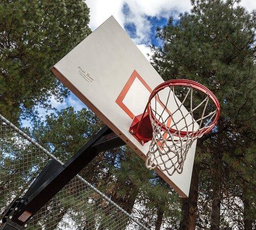 Basketball - WorldMark Leavenworth