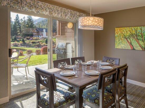 Dining - WorldMark Leavenworth