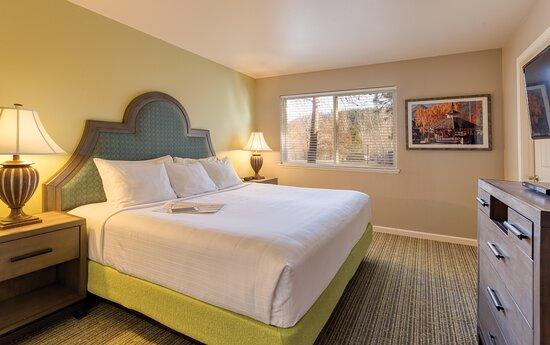 Bedroom - WorldMark Leavenworth