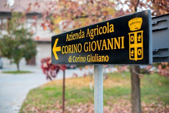 La Morra, Itália: indicazione dell'azienda