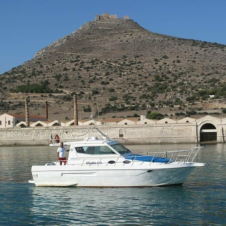 Giri in Barca con Andrea Catalano