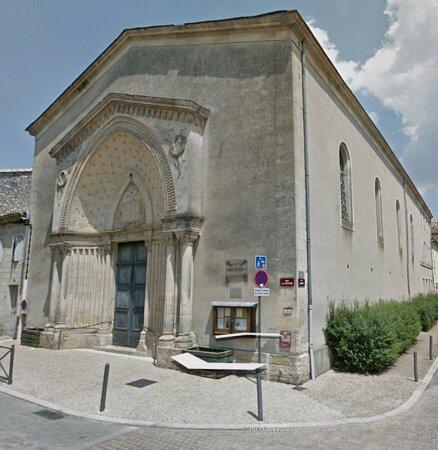 Temple protestant de Sainte-Foy-la-Grande