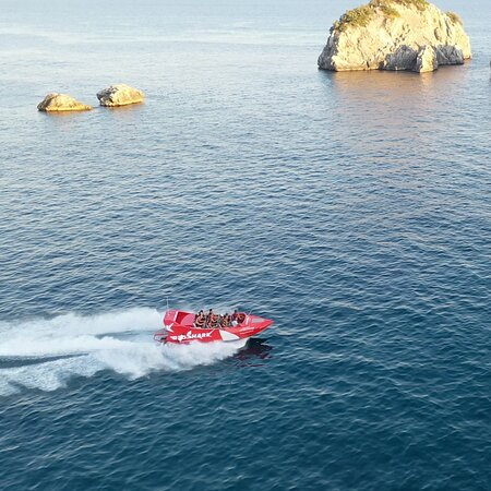Red Shark Adventure