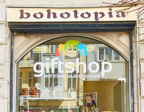 Bohotopia