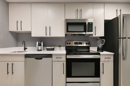 Kitchens in every room!