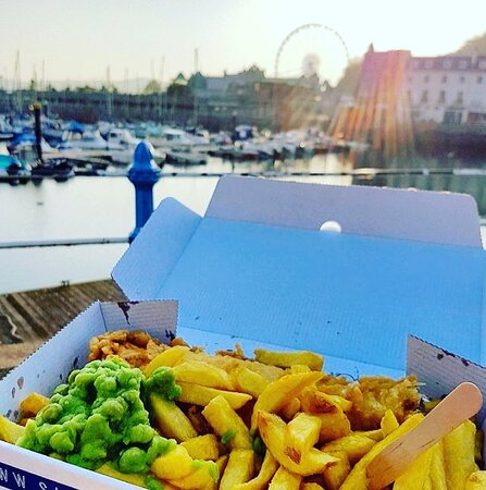 Local fish & chips!
