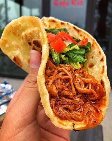 Cafe Rio Sweet Pork Taco